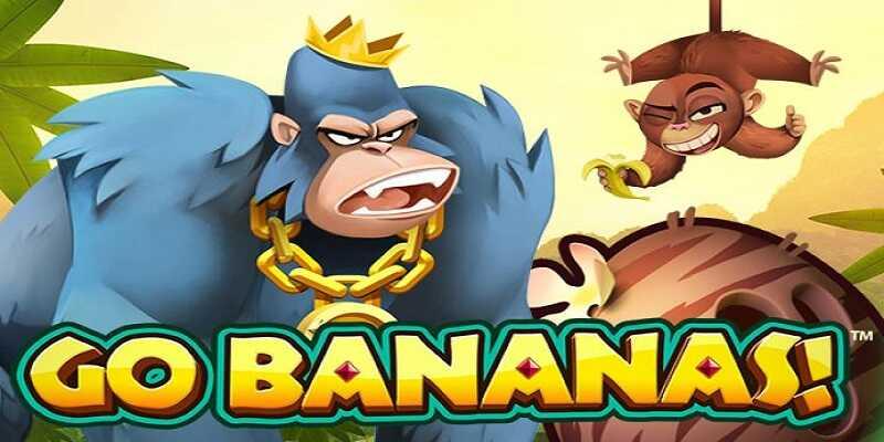 เว็บ สล็อต ต้องคู่กับเกมส์นี้ Go Bananas! Slot